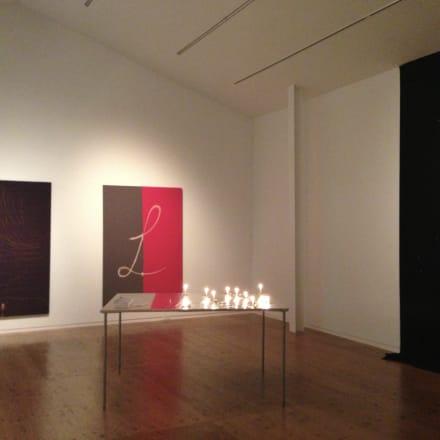 個展「Meadow Traveler, Madeleine Severin(牧草地の旅行者、マデリーン・ セヴェリン)」| 2012 | 小山登美夫ギャラリー、京都 ©︎Tam Ochiai