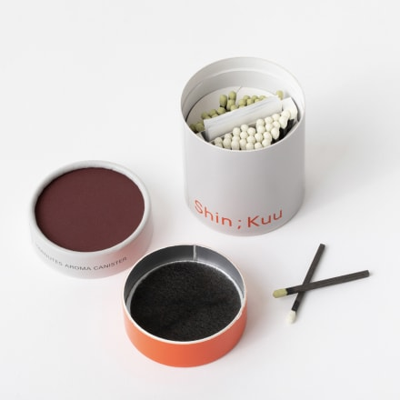「10MINUTES AROMA CANISTER」(税込5500円) Image by ほぼ日