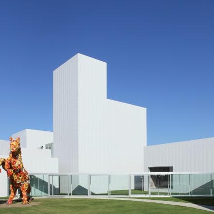 ⼗和⽥市現代美術館