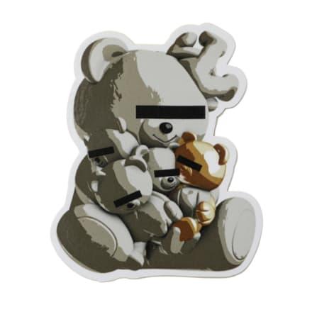 ポーチ(いずれも7150円) Image by UNDERCOVER-Densuke28コラボ