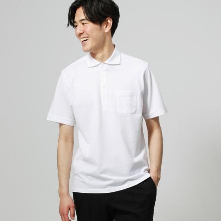 ポロシャツ(カッタウェイ) (4400円)
