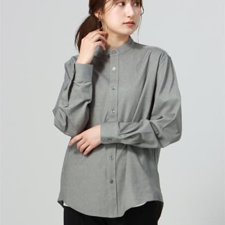 バンドカラーシャツ(5500円)