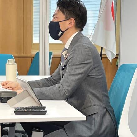 小泉進次郎環境大臣 Image by FASHIONSNAP.COM