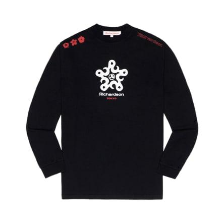 ロングスリーブTシャツ(税込1万3200円) Image by リチャードソン