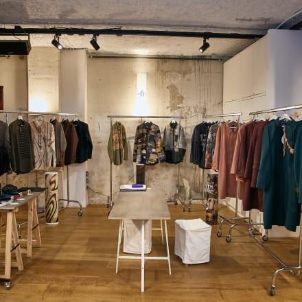 showroom.tokyoイメージ Image by TOKYO FASHION AWARD