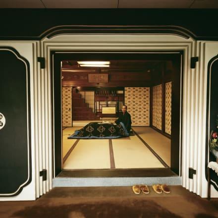 「家」(蔵座敷の家 山形県山形市) 1972年 東京都写真美術館蔵