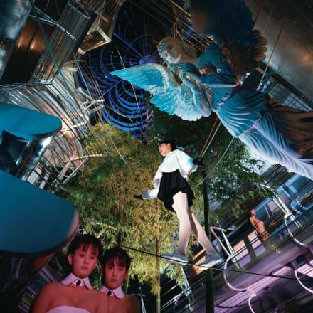 「TOKYO NUDE」(表参道・結晶のいろ) 1986-92年