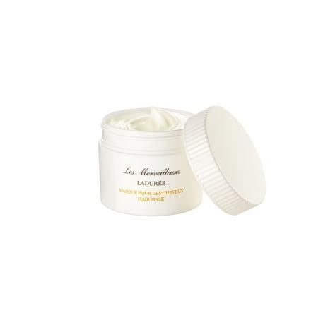 「WHITE CHARMING HAIR CARE」ヘアマスク(税込5500円) Image by Les Merveilleuses LADURÉE