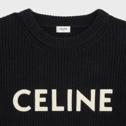 クルーネックセーター Image by CELINE HOMME