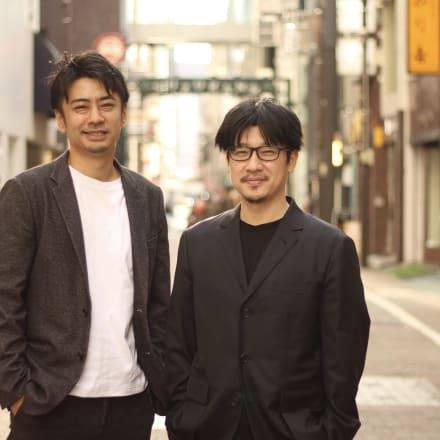 左)別府義崇、右)藤内祐司