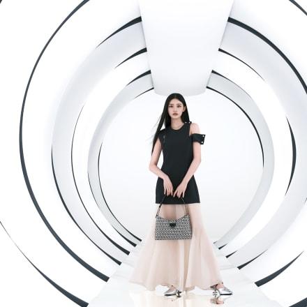 中国の女優ジェリー・リン Image by サルヴァトーレ フェラガモ