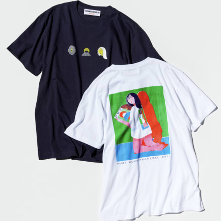一乗ひかる Tシャツ Image by BEAMS