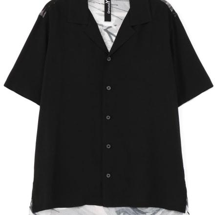 半袖開襟シャツ(税込3万9600円)