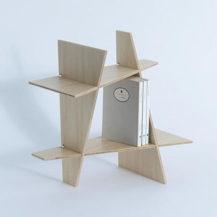 組木の飾り棚(税込8800円)