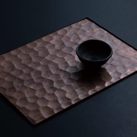 銅のはつり折敷(税込1万7600円)