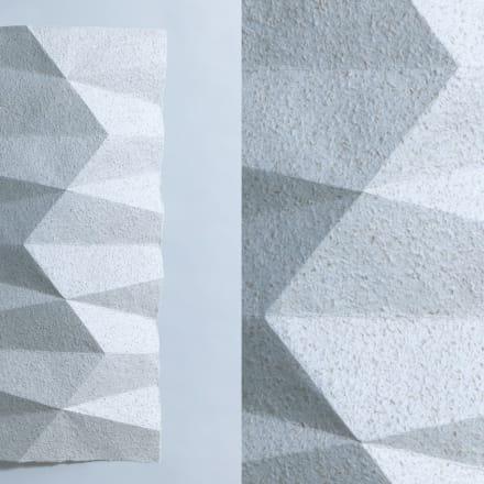 和紙の折りタペストリー(税込5万5000円)