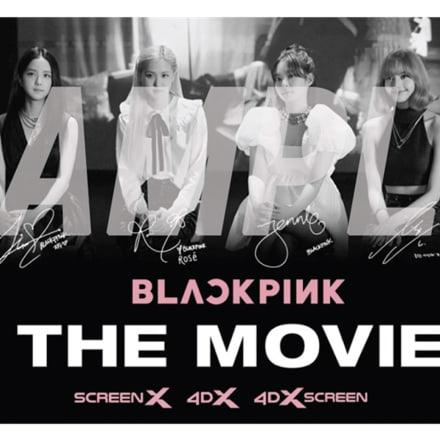 「BLACKPINKメンバーサイン入りフォトカード」 ⓒ2021 YG ENTERTAINMENT INC. & CJ 4DPlex. ALL RIGHTS RESERVED. MADE IN KOREA