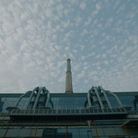 上海の「上海当代芸術博物館」