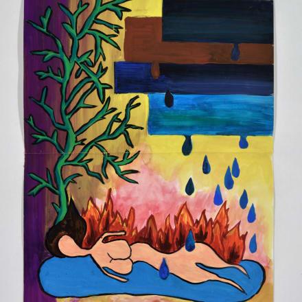 村田沙耶香 untitled 1998年 学生時代の作品
