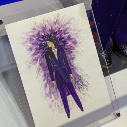 宝塚大劇場こけら落とし公演の衣装 デザイン画 Image by FASHIONSNAP