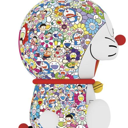 バルーン作品 ©Takashi Murakami/Kaikai Kiki Co., Ltd. All Rights Reserved.