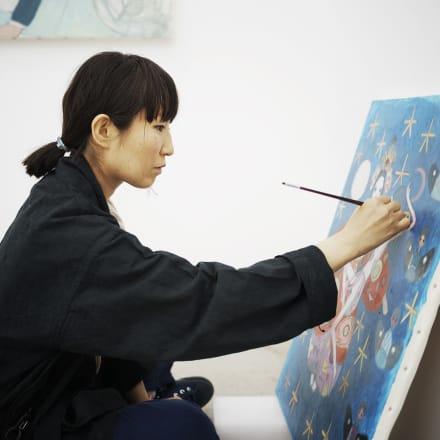 タカノ綾 Photo by Claire Dorn ©Aya Takano/Kaikai Kiki Co., Ltd. All Rights Reserved.