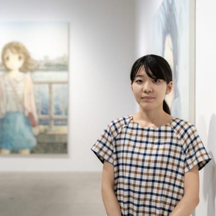 くらやえみ Photo by IKKI OGATA ©Emi Kuraya/Kaikai Kiki Co., Ltd. All Rights Reserved.