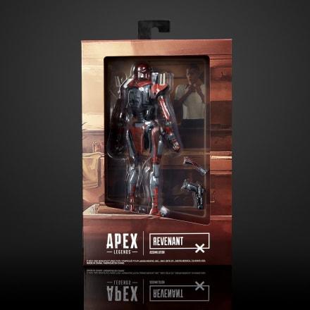 ダブルプレゼントキャンペーン「Apex legends 6インチフィギュア レヴナント限定モデル」