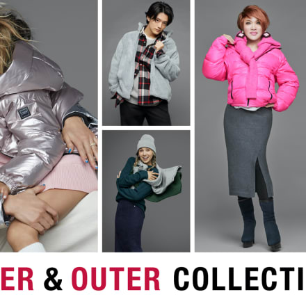 SWEATER & OUTER COLLECTION
