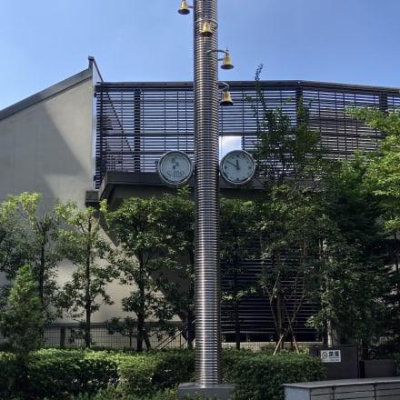 JR大宮駅直結シーノ大宮 モニュメント