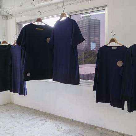 MÖEVE AND MORROW KNITWEARS カットソー