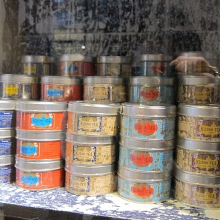 「Maison de Reefur」梨花さんセレクトの紅茶