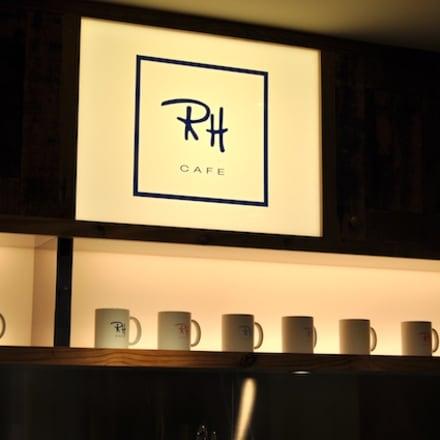 世界で唯一の「RH cafe」