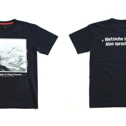 <OPENING SPECIAL ITEM>White Mountain Research project Tシャツ ¥10,500(税込)