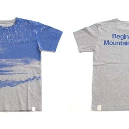 <OPENING SPECIAL ITEM>White Mountaineering× N.HOOLYWOOD Tシャツ ¥10,500(税込)