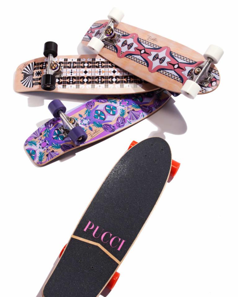 スケートボードコレクション