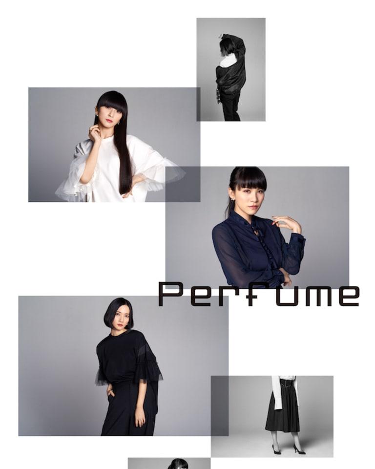 「Perfume Closet」ビジュアル