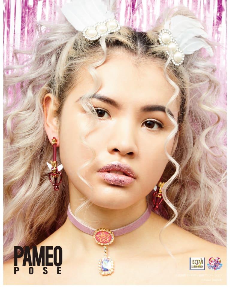 「美少女戦士セーラームーン 」× PAMEO POSE