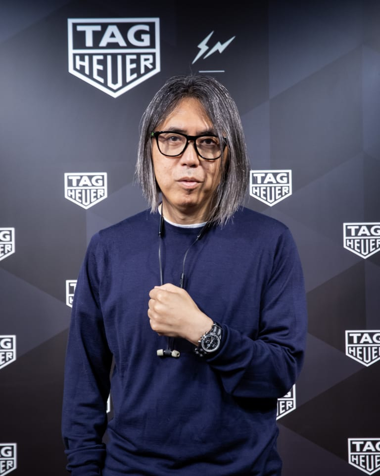 藤原ヒロシ氏