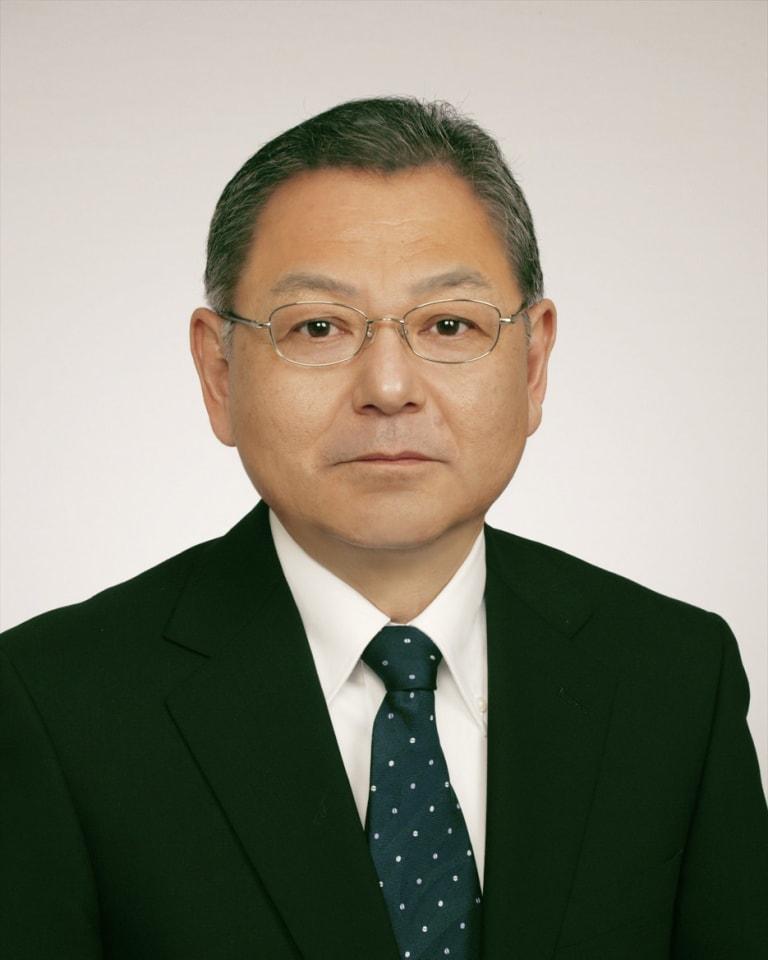 代表取締役社長 栗山清治氏(2009年撮影)