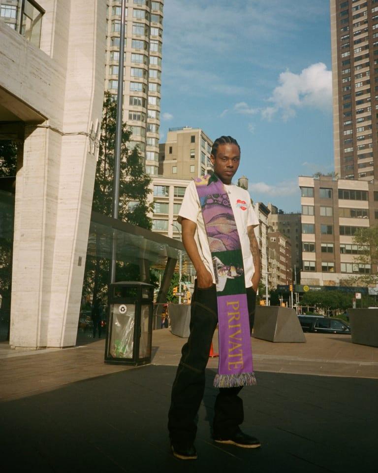 MONTMARTRE NEW YORKルック画像