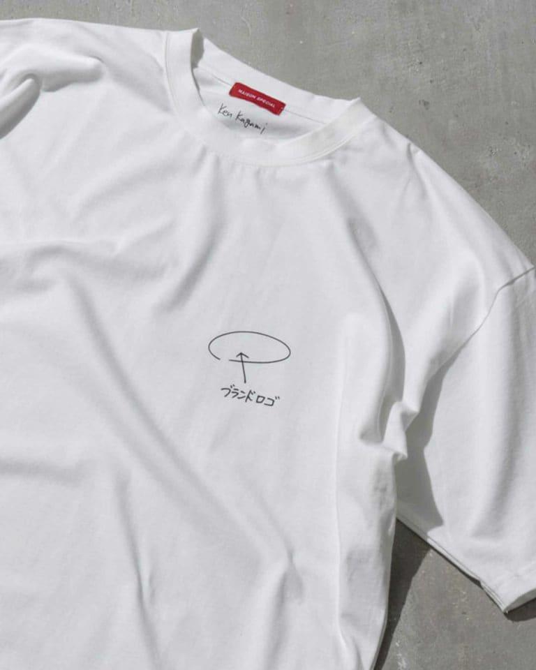 ブランドロゴ T シャツ