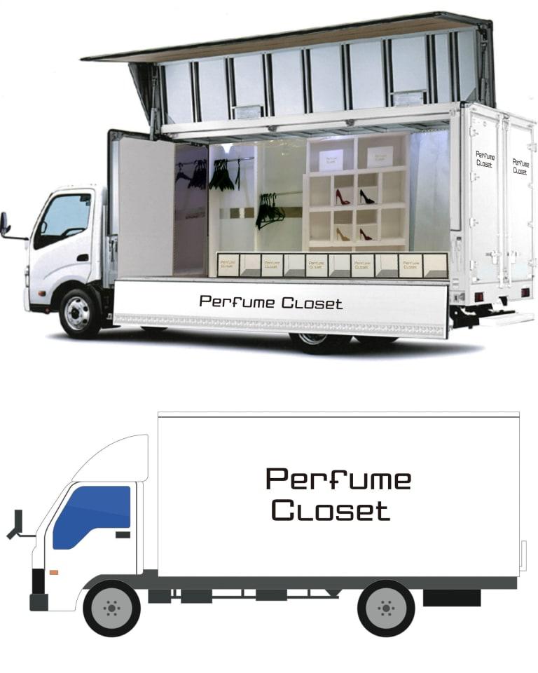「Perfume Closet」