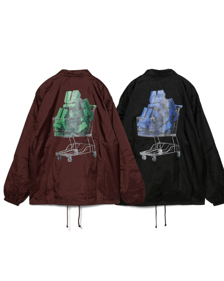 コーチジャケット(2万2000円)