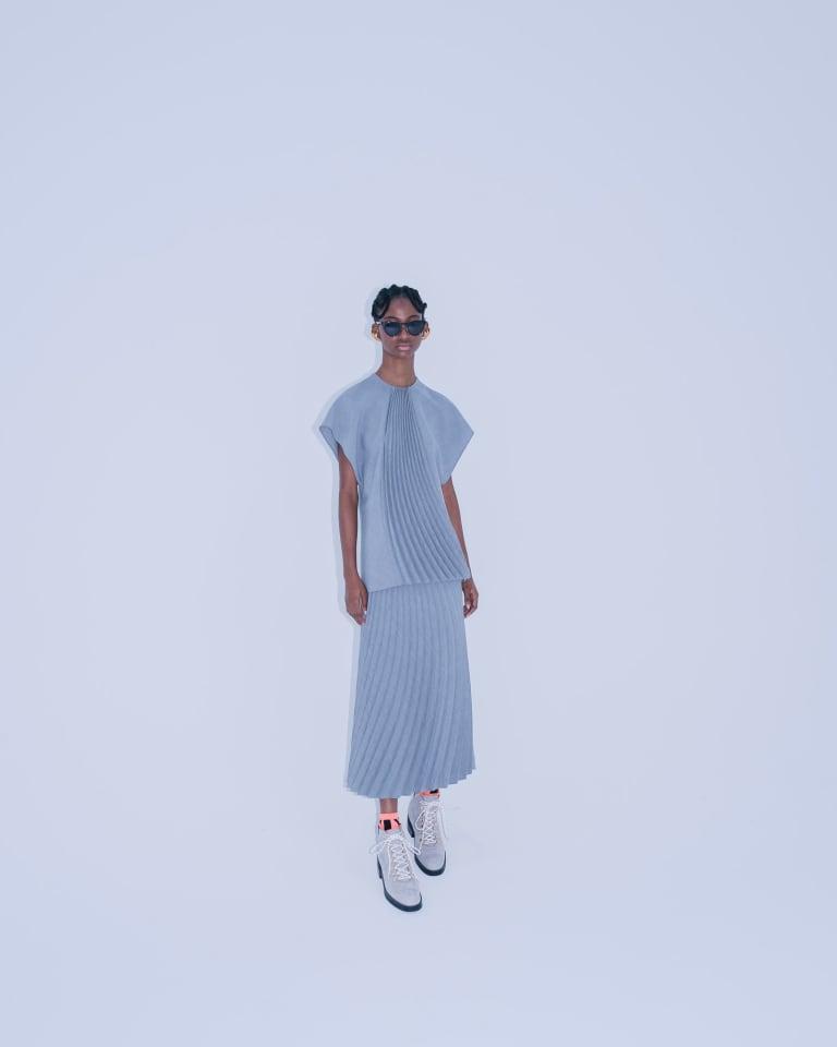 「マメ クロゴウチ」2021年秋冬コレクション