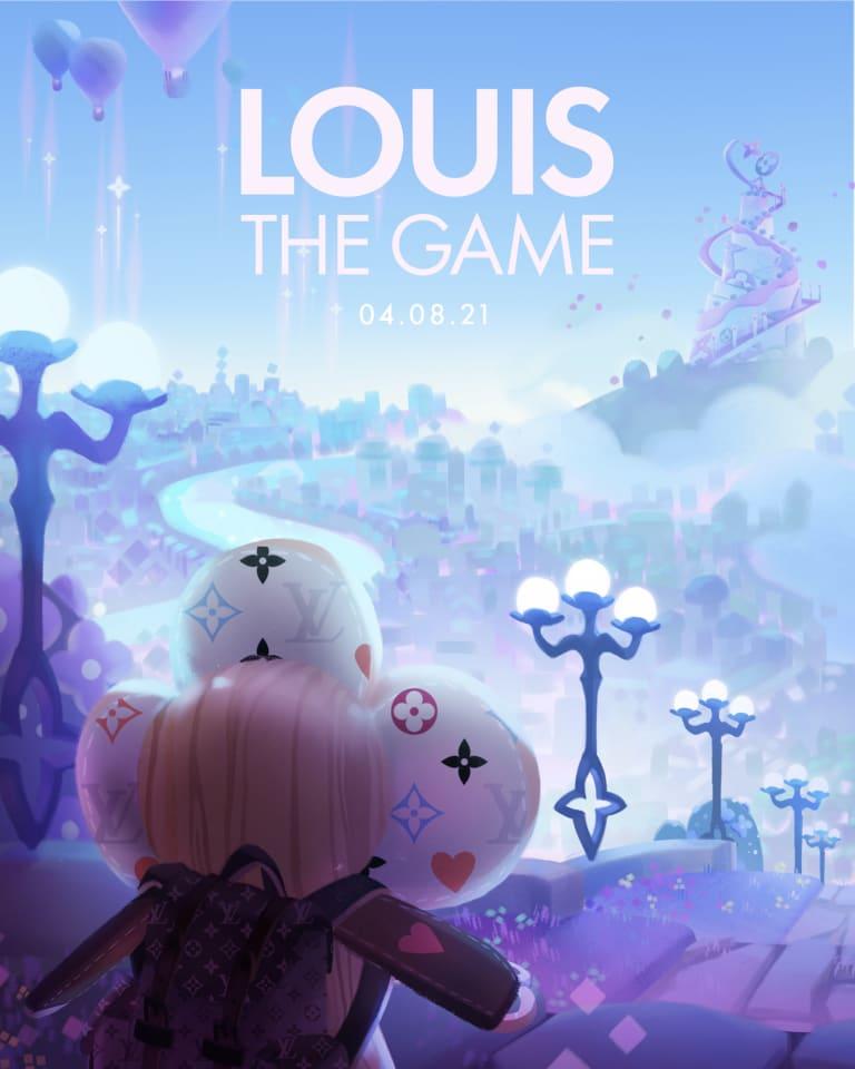 ゲームアプリ「LOUIS THE GAME」