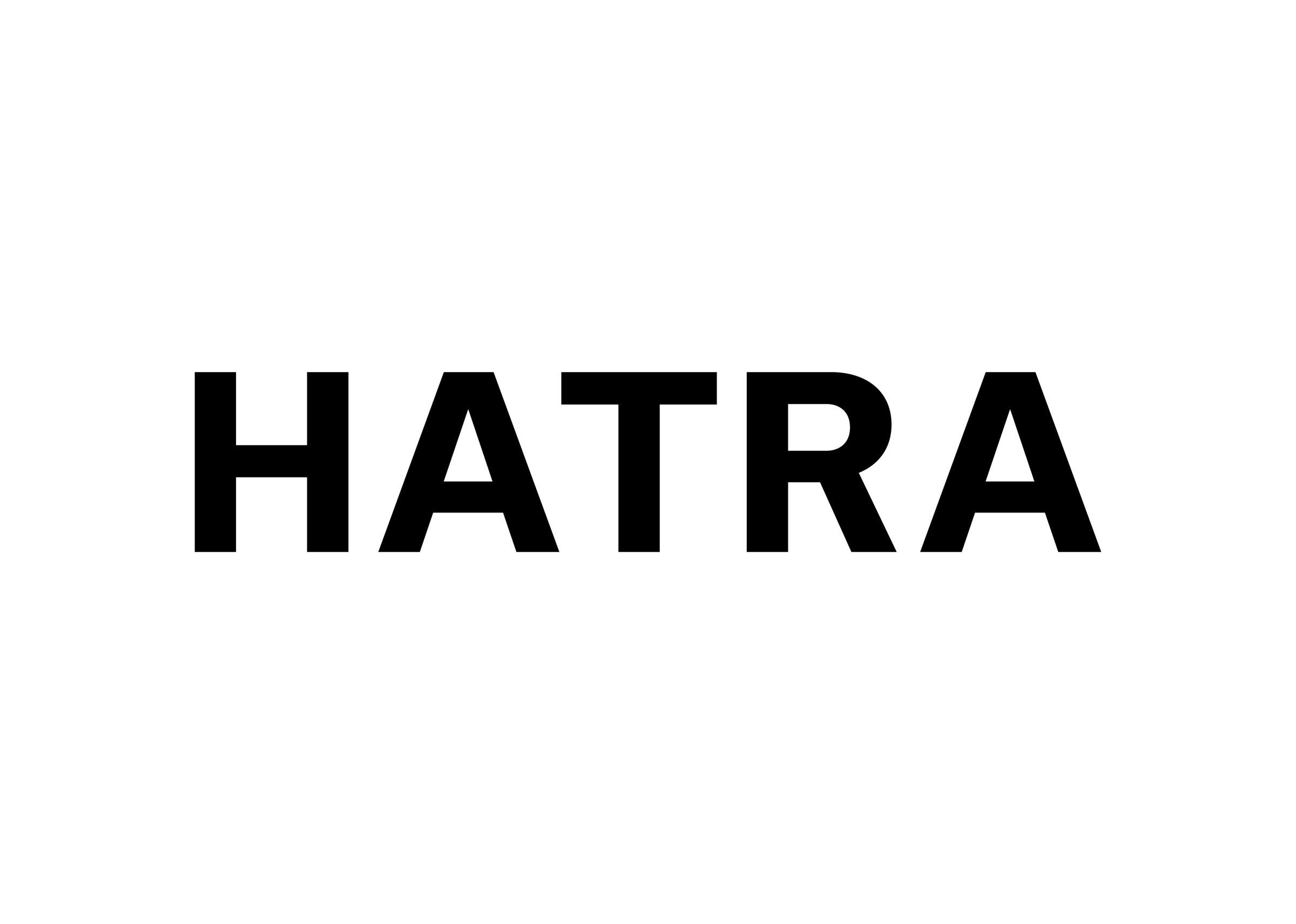 HATRAのロゴ