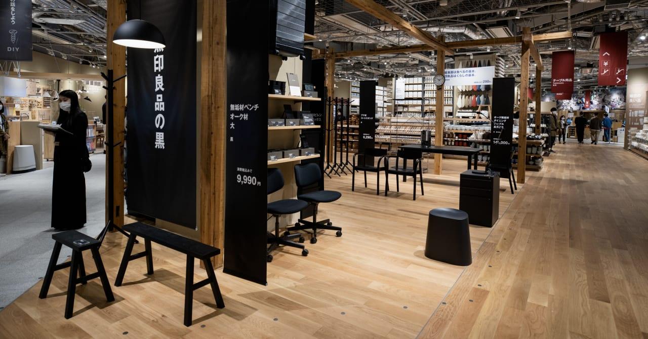 「無印良品 東京有明」の内部公開、暮らしと街づくりに密接に関わるコミュニティセンターに