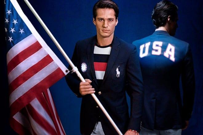 リオ五輪アメリカ代表ユニフォームが発表、ポロ ラルフローレンがデザイン