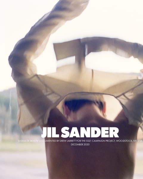 JIL SANDER 2021年春夏
